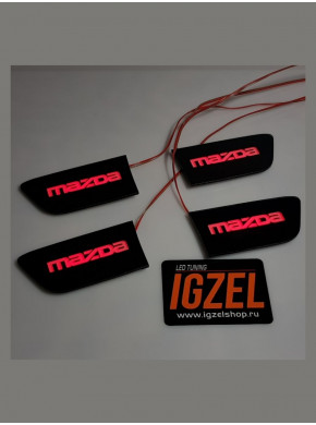 Mazda 3 bl (2 вариант)