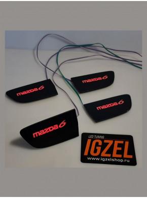 Mazda 6 GG (цифра)