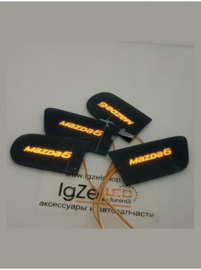 MAZDA 6 GH (1 вариант)